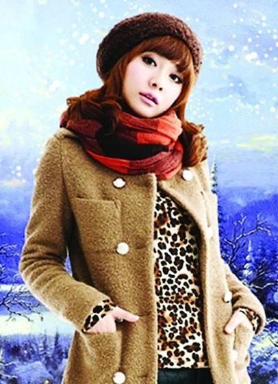 冬天搭配衣服的窍门图片