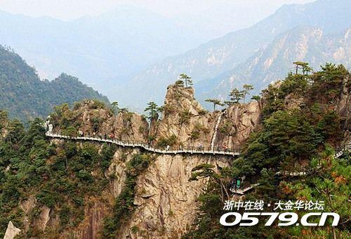 温州风景区不用爬山