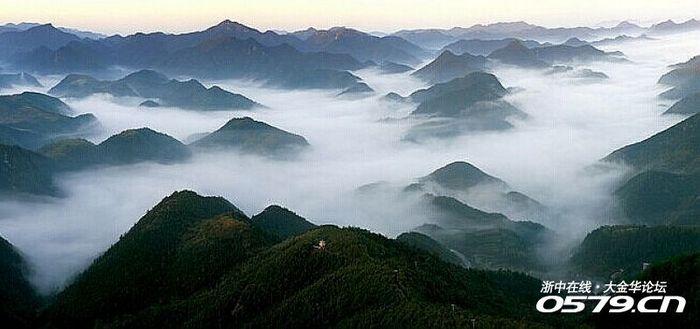 金华大盘山风景区