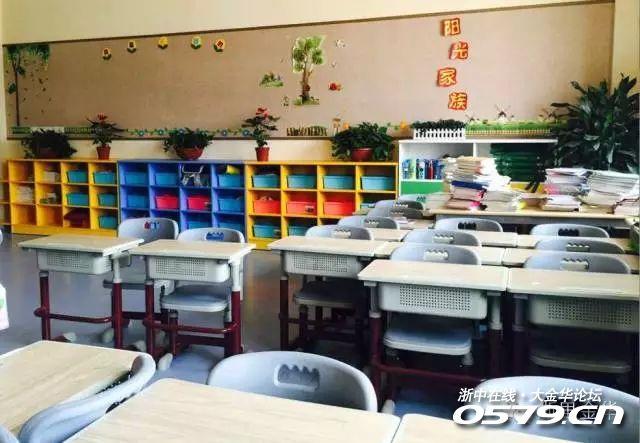你还在为湖海塘学校惊叹吗 更贵族的来了 金华新开的国际小学,奢华