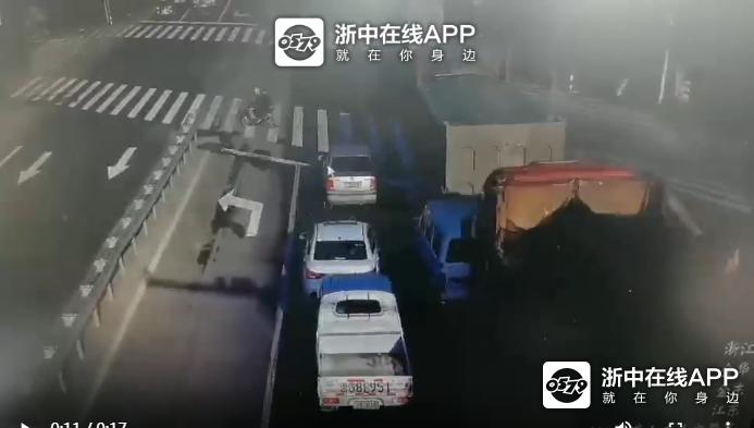 20日交通事故(无人员死亡)
