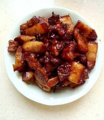 妈妈的味道:一碗红烧肉镇楼