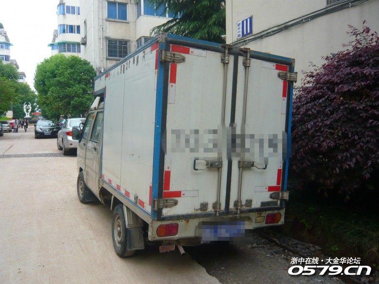 出售自用柳州五菱双排厢式小货车 车况良好 5000RMB高清图片