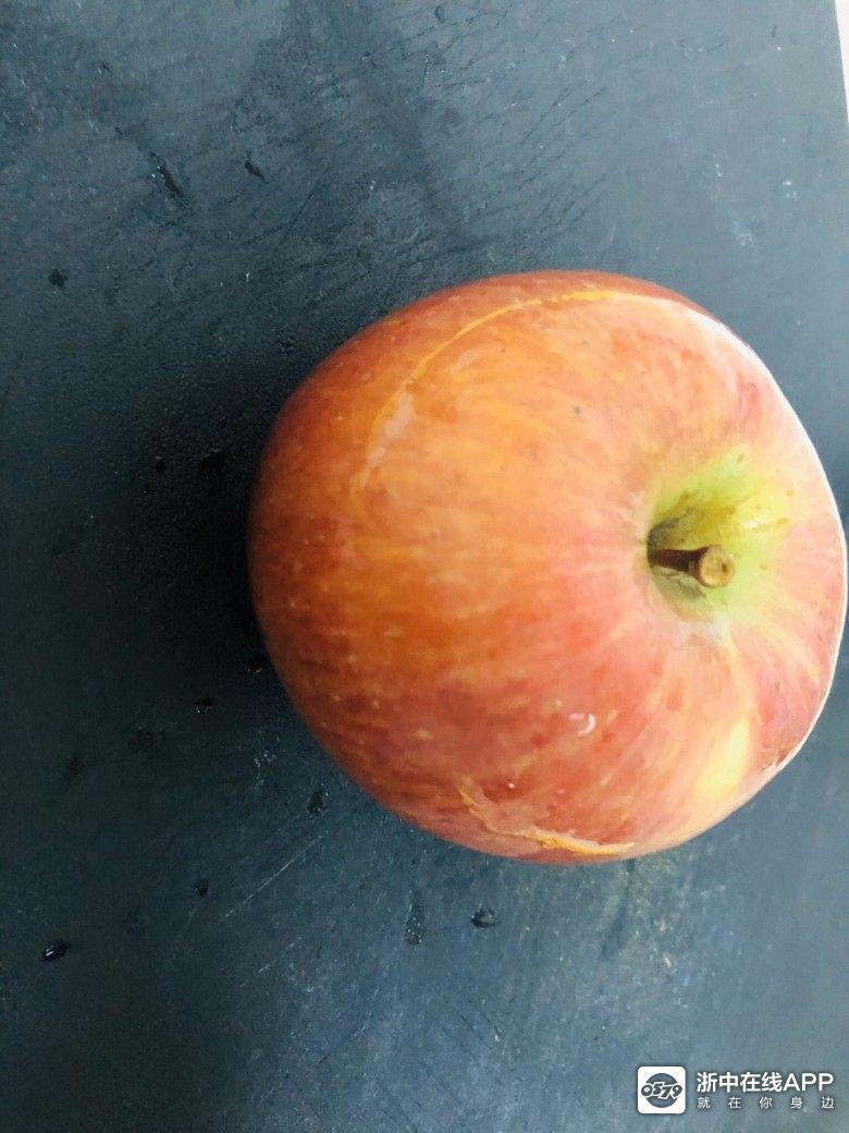 新疆远到而来的苹果