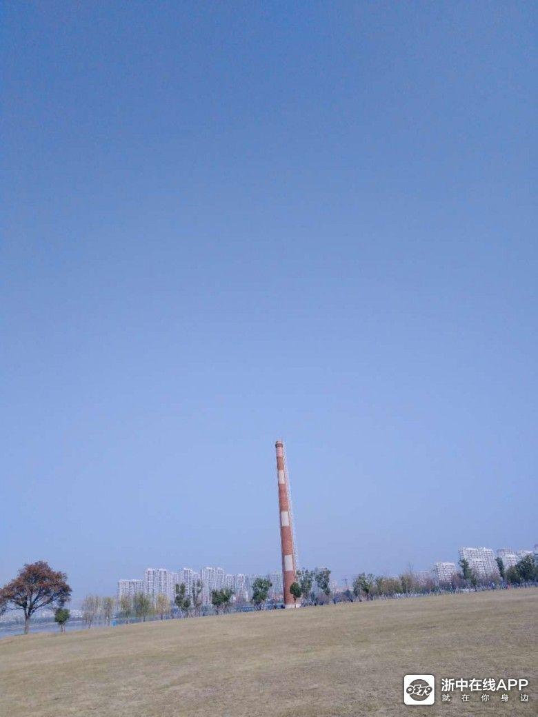湖海棠的天空